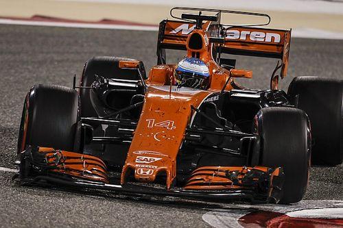 هوندا تواجه مشاكل جديدة في اليوم الأوّل من تجارب الفورمولا واحد في البحرين