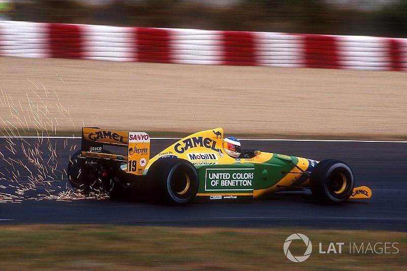 Mobil legendaris Schumacher akan hadir di GP Belgia