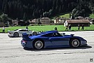 Auto Quand la Porsche GT1 affronte la Mercedes CLK GTR!