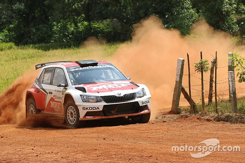 """Gill hopes India can host a WRC rally in a """"few years"""""""