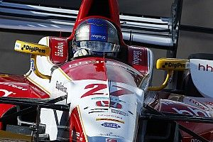 St Pete IndyCar: Andretti leads opening practice