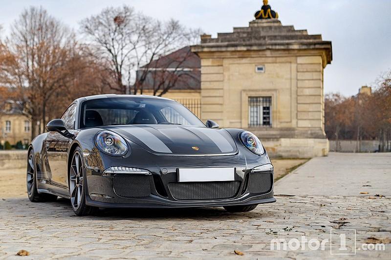 Une Porsche 911 R bientôt aux enchères