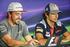 Sainz: Alonso üçüncü şampiyonluğunu kazanabilir