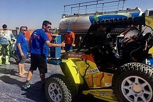 Lascorz, a la Baja Aragón con vistas al Dakar 2018