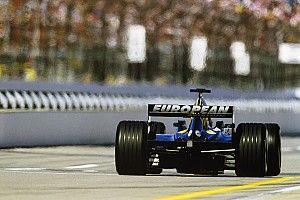 Все машины Фернандо Алонсо в Формуле 1