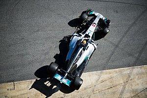 Mercedes выполнила план тестов на 80 процентов