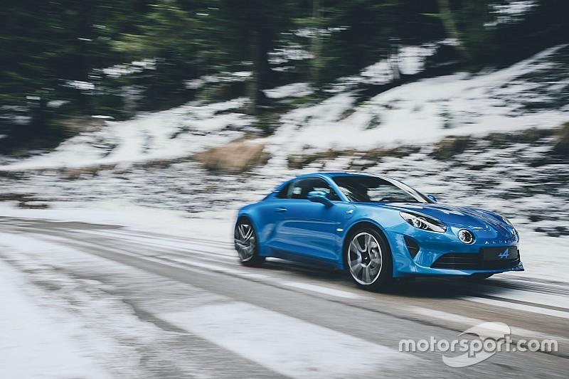Genève 2017: on sait tout sur l'Alpine A110!