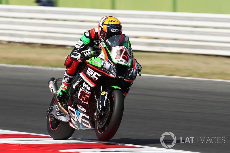 De Angelis, Pedercini Superbike takımı ile yollarını ayırdı