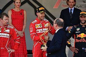 Vettel-Fazit 2017: Monaco das Highlight, Baku der Tiefpunkt
