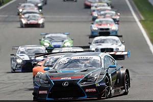 GT Open Gara Dominio assoluto della Lexus RC-F in entrambe le gare a Spa-Francorchamps