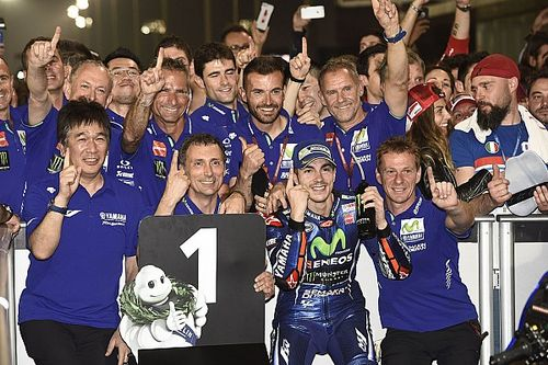 """Second in Qatar would've been seen as a """"disaster"""" for Vinales"""