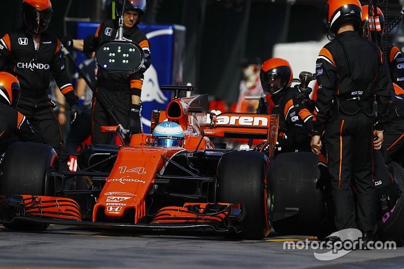 A McLaren Kínában és Bahreinben is vért fog izzadni