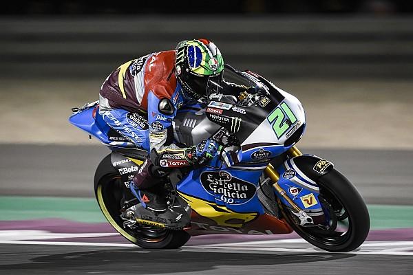 Moto2 Gara Morbidelli sfata il tabù in Qatar e centra la prima vittoria in Moto2