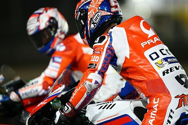 """Redding: """"No tener la Ducati 2017 me hace la vida más fácil"""""""