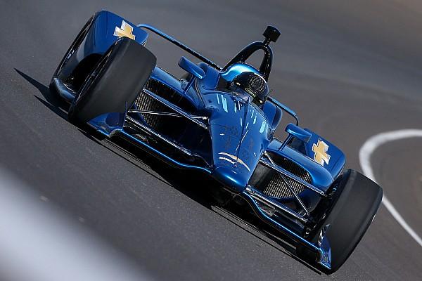 IndyCar ha puesto los nuevos coches 2018 en pista