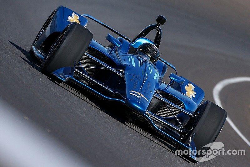 Coureurs lovend over eerste test met nieuwe IndyCar-aerokit
