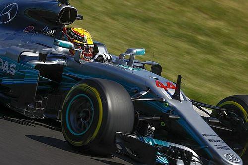 """Hamilton gufa: """"Ferrari superiori? Speriamo abbiano problemi"""""""