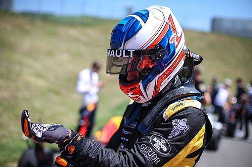 Voormalig Renault-junior Opmeer opgenomen in esports-programma