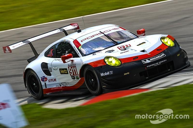 Porsche logra doblete en Lime Rock