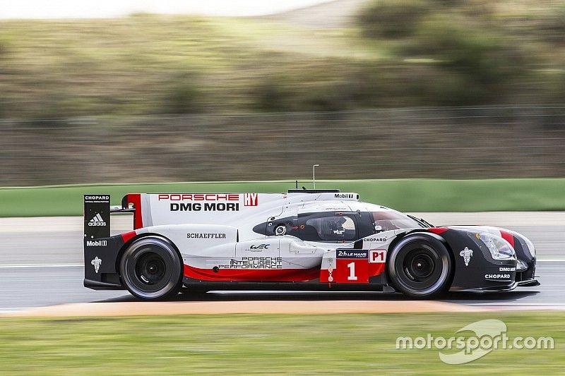 Porsche lidera la primera sesión del Prólogo del WEC