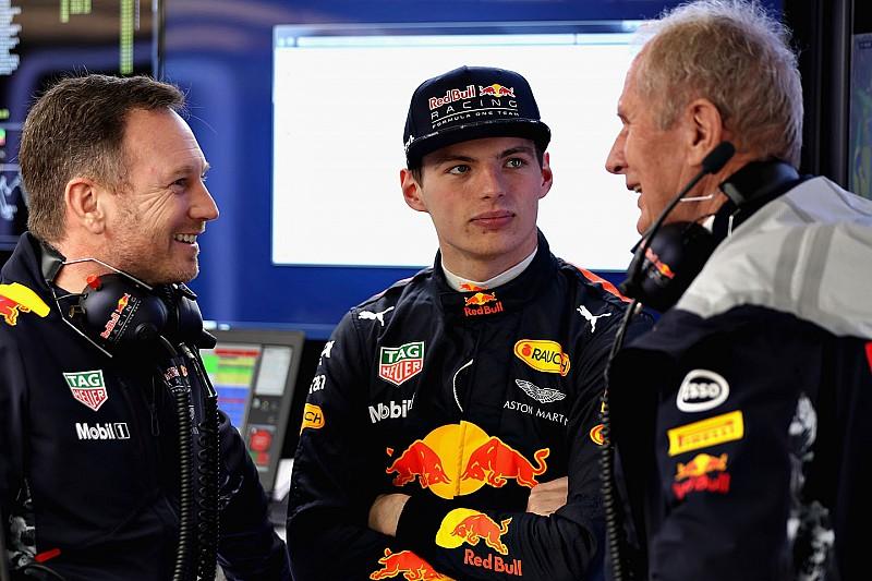 """""""A Red Bull versenyzőinek türelmesnek kell lenniük!"""""""