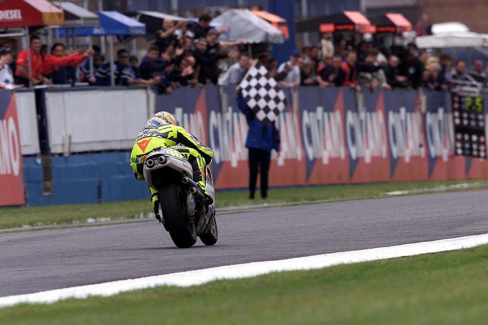Welke circuits wil Rossi terug op de MotoGP-kalender?