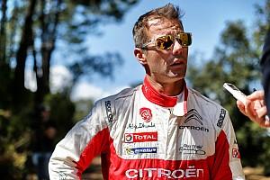 WRC Noticias Loeb lamenta tomar el lugar de Breen en México