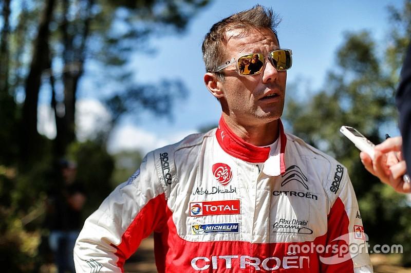 """Loeb: """"Ben nog snel genoeg voor WRC"""""""