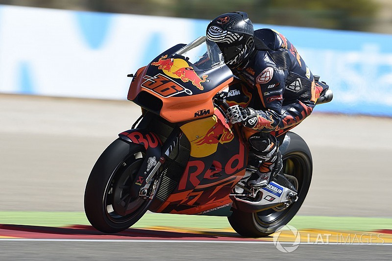 Kallio doesn't expect any further MotoGP races in 2017