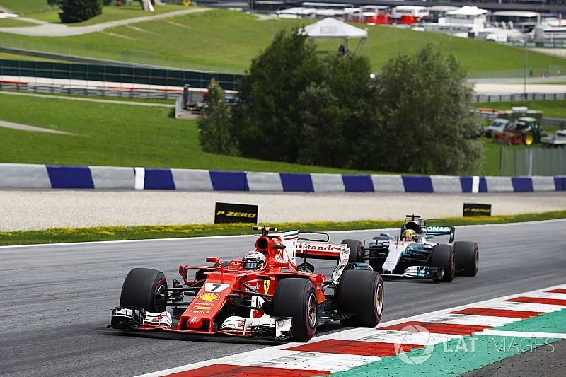 Tech analyse: De ontwikkelingsoorlog tussen Mercedes en Ferrari