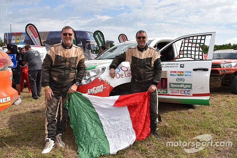 "Dakar, i gemelli De Lorenzo: ""Non appendiamo la tuta al chiodo!"""