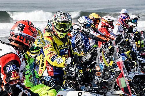 Así fue el motín pacífico de las motos en Fiambalá