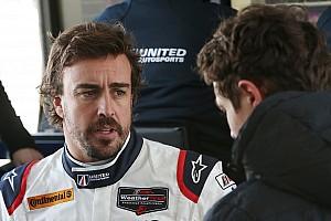 IMSA Nieuws Interview Alonso: