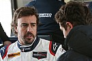 Le Mans Alonso says 2018 Le Mans chances are