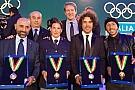 Speciale Cairoli, Fontanesi e Morbidelli insigniti del Collare d'Oro del CONI