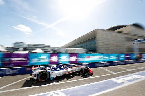 ePrix Roma: Rosenqvist pole, Vergne tercecer