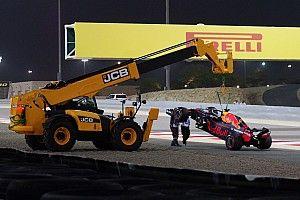 Rusak di Bahrain, Red Bull beri tuntutan kepada Renault