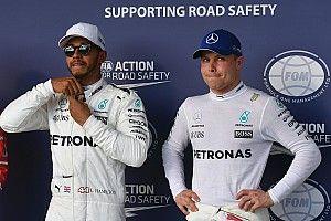 """Bottas: """"La Mercedes è una vettura difficile da guidare per me"""""""