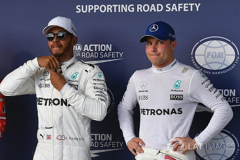 Bottas: I didn't realise how hard Hamilton works