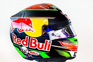 Photos - Le casque de Brendon Hartley