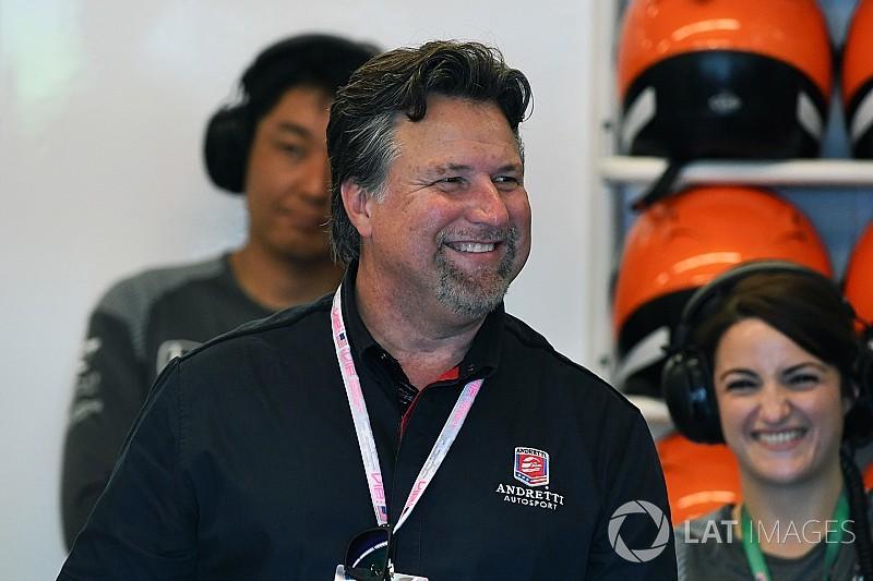 Andretti Autosport, F1'e girişle ilgileniyor