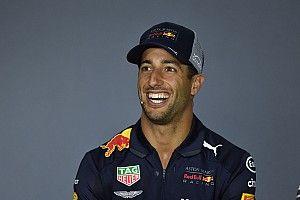 Ricciardo asegura que no firmó nada con Ferrari
