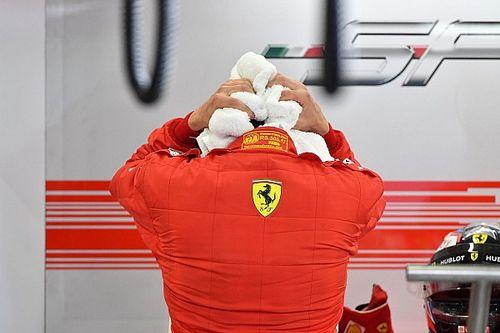 Räikkönen a manqué l'immanquable