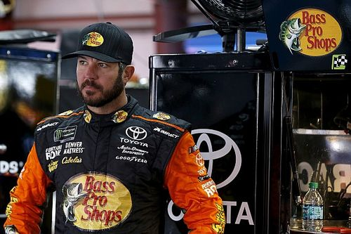 "Despite a ""frustrating"" race, Martin Truex Jr. turns corner at Dover"