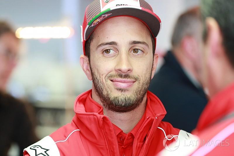 Dovizioso nadert akkoord over nieuw MotoGP-contract
