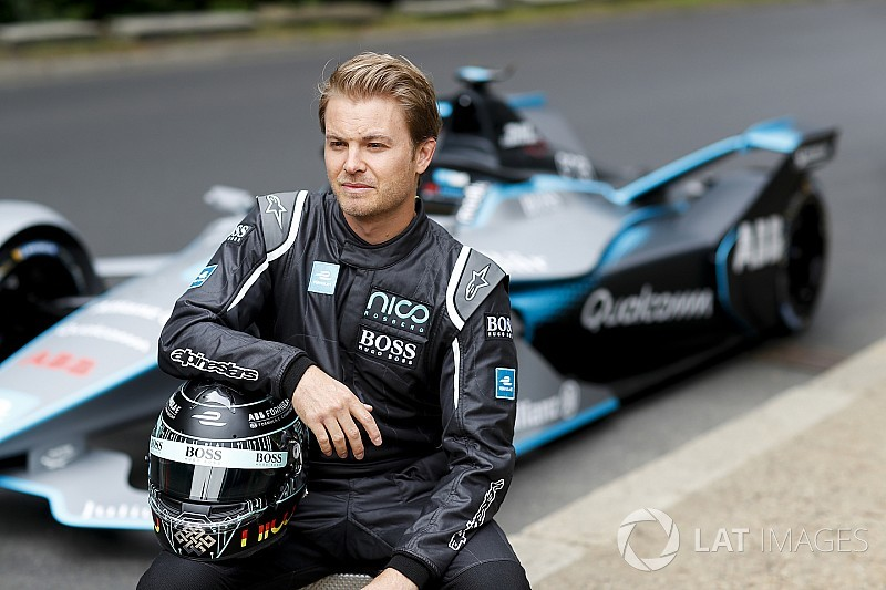 VIDEO: Nico Rosberg a bordo del Gen2 Fórmula E