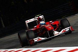 Alonso jelenleg nem gondol a Ferrarira?