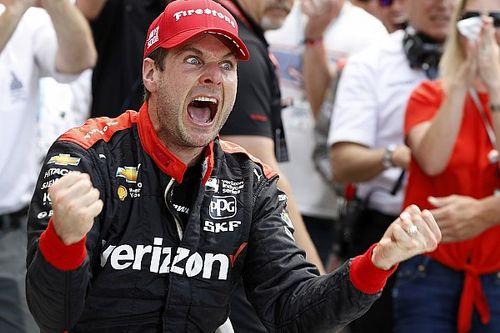 Пауэр впервые в карьере выиграл Indy 500