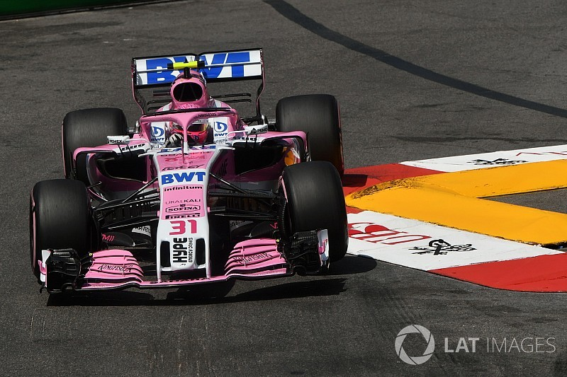 """Force India """"takes a lot of encouragement"""" from Monaco result"""