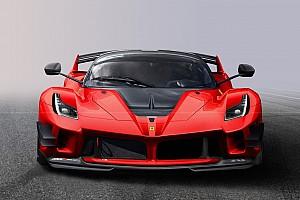 Auto Actualités Quand la Ferrari FXX K Evo est imaginée pour la route